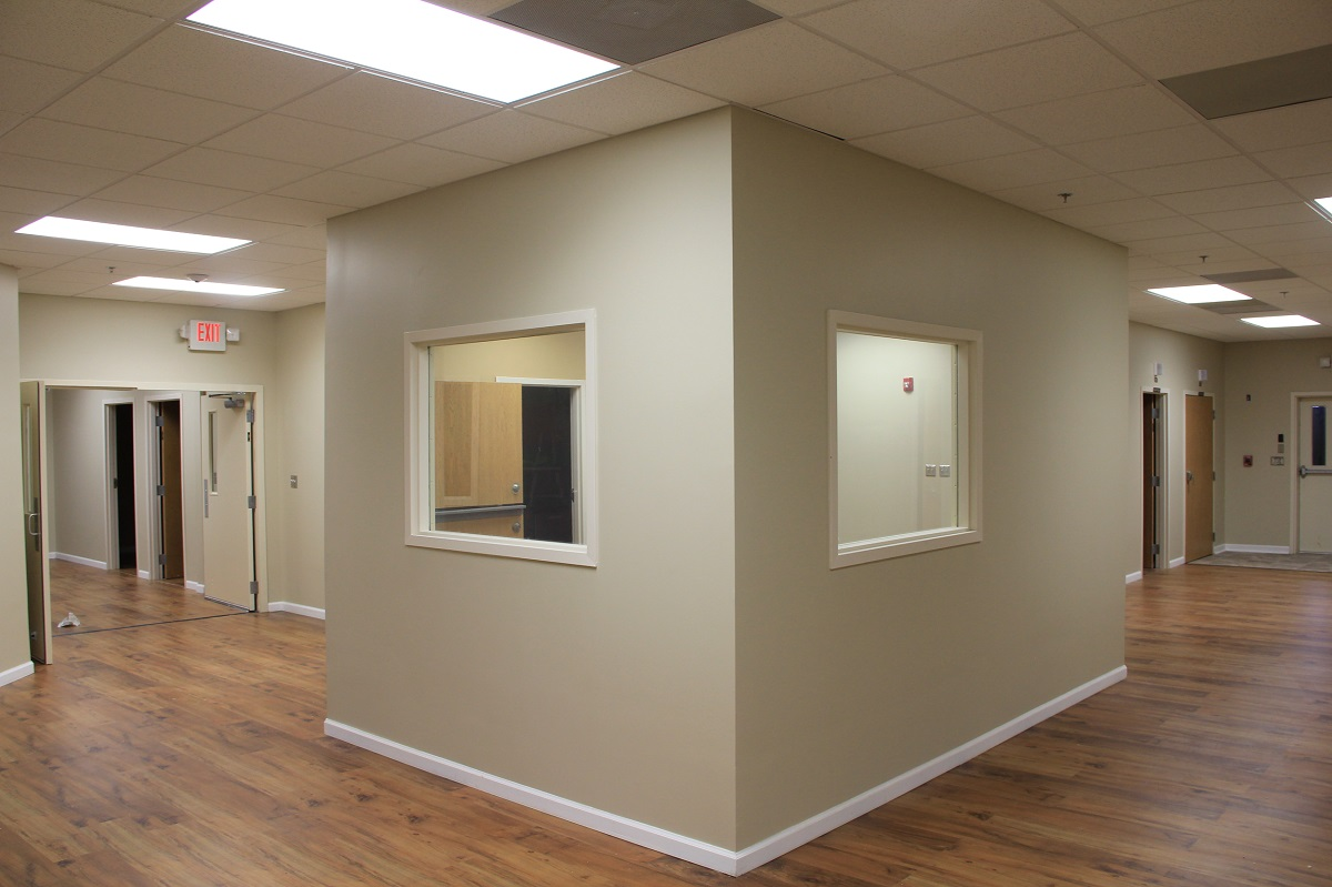 Hospital Central Control Room