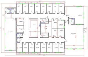 Floor Plans Rose Medical Buildings